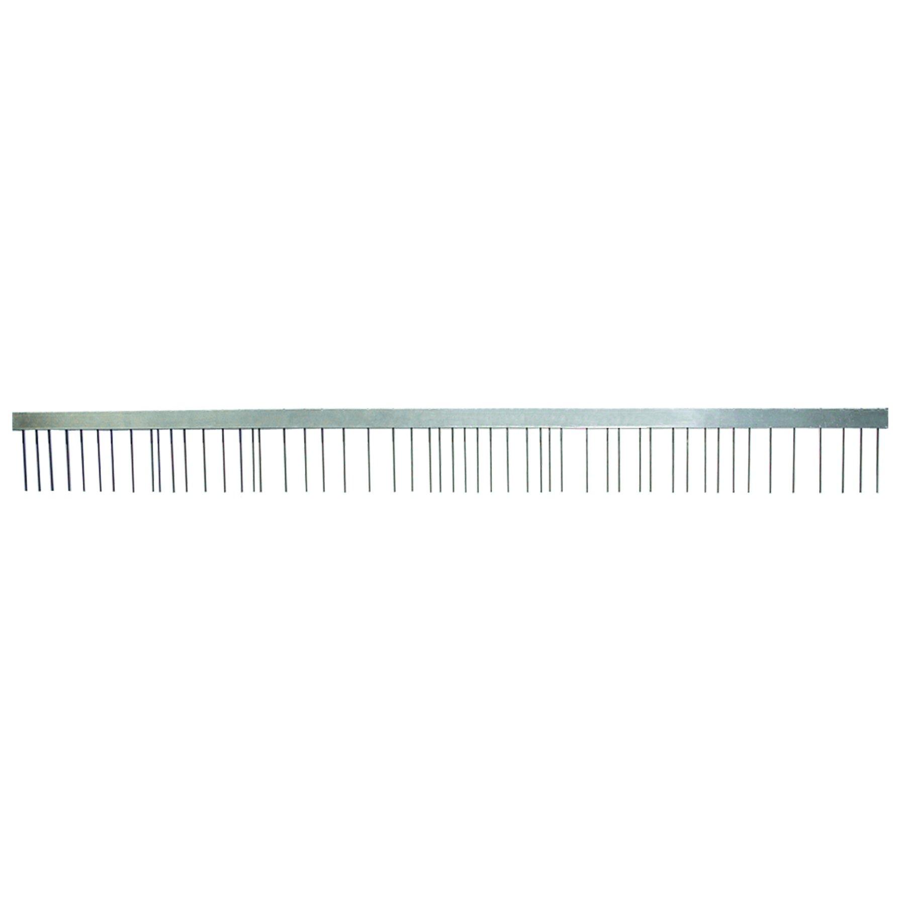 Bon 22-154 Texture Comb 60'' Random Spacing ''B''
