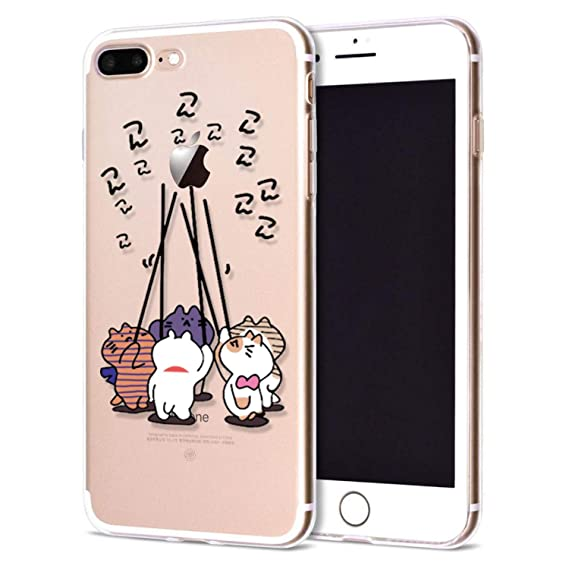 amazon com fitted case for iphone 7 case 6 s 8 plus silicone shellfitted case for iphone 7 case 6 s 8 plus silicone shell cute woman phone case