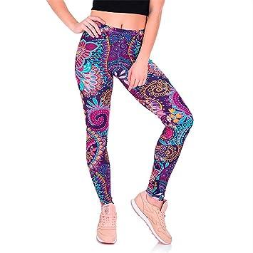 Ytdzsw Leggins Sport Fitness Pantalones De Yoga Mujeres De ...