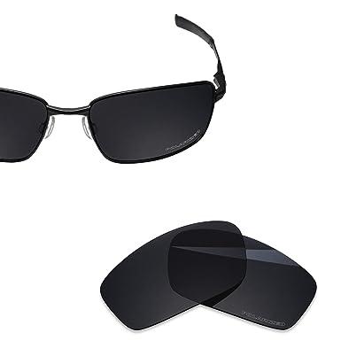 4f1c16eb3e6 BlazerBuck Anti-salt Polarized Replacement Lenses for Oakley Splinter  Sunglass - Black