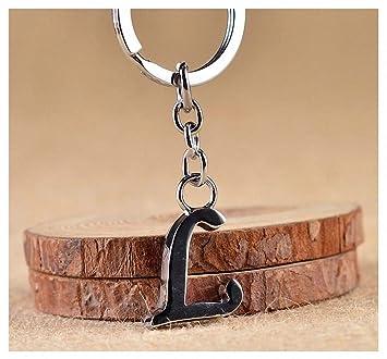Womens New Key Ring Design Creative A -Z Letter Keychain Car Key Chain  Fashion Keychain 668f5fbc3