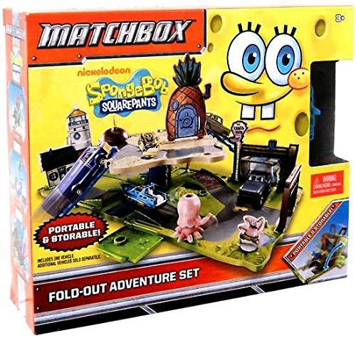 (Matchbox Pop Up Spongebob Squarepants Playset)