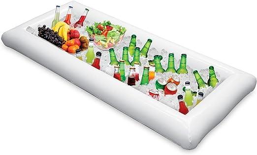 Amazon.com: Bar Buffet hinchable, charola para comidas y ...