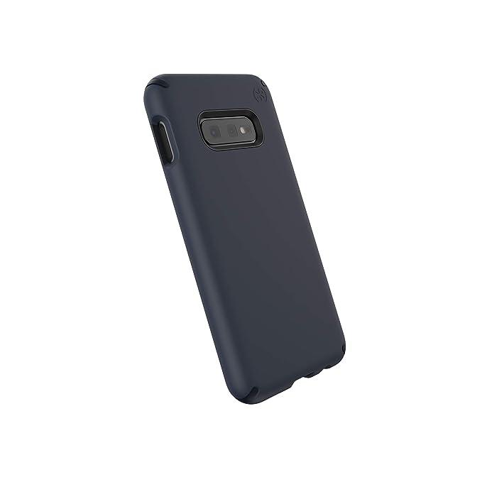 Presidio Pro Speck Samsung Galaxy S10E Schutzh/ülle Handyh/ülle Sch/ützende H/ülle Tasche d/ünne Schale Hardcase Best/ändig f/ür Samsung Galaxy S10E blau//Schwarz
