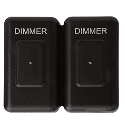 Incandescent KITASST Smart DC 12V Dimmer Switch for LED RV Lights Interior Auto RV Accessories Truck Puck and Strip Lighting Halogen Camper