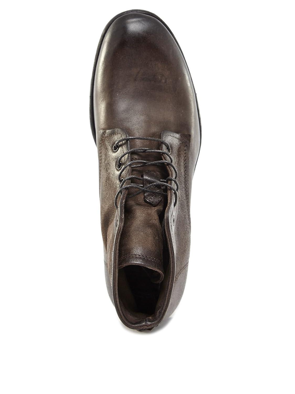 Airstep Schuhe Herren Stiefel Boots 404211 Choco Dunkelbraun