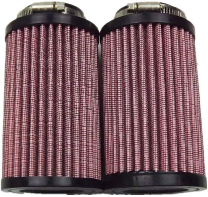 Yamaha Banshee YFZ 350 K/&N Style Air Pod Filters Filter Pair Stock Carbs 26mm KN