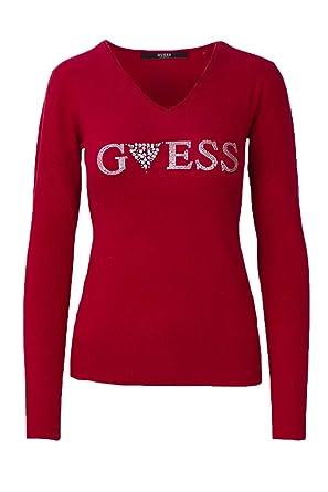 Guess Pull W84R66 Z2760 G5A5  Amazon.fr  Vêtements et accessoires e930fb3c937