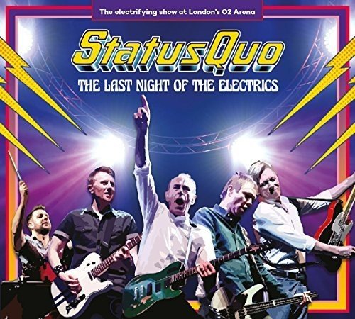 Status Quo - The Last Night Of The Electrics - Zortam Music