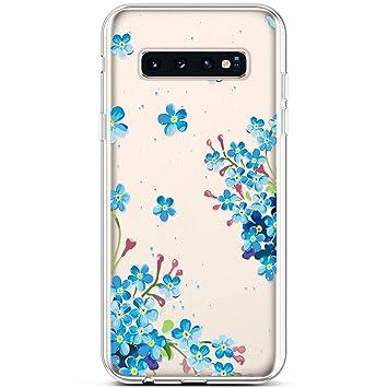 Amazon.com: PHEZEN - Carcasa para Samsung Galaxy S10 ...