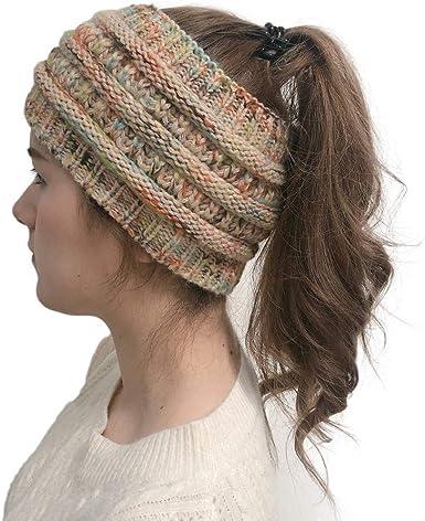 Plush Hairband Head Band Women Knotted Headband Winter Hair Hoop Warm Hair Bands