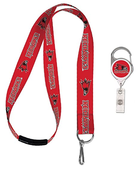 Tennessee Volunteers Safety Clip Lanyard NCAA Key ID Badge Holder New