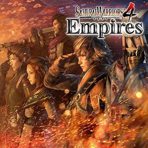 Samurai Warriors 4 Empires - PS4