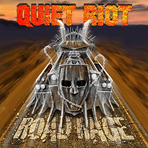 Quiet Riot - Road Rage - CD - FLAC - 2017 - FATHEAD Download