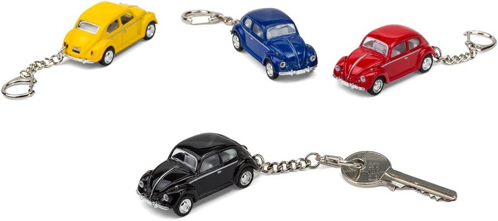 maggiolone nero Portachiavi VW motivo
