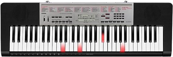Casio LK-190 61-Key Lighted Portable Keyboard