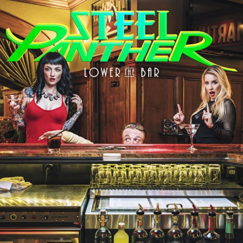 Steel Panther - Lower The Bar (2017) [CD FLAC] Download