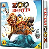ZOORegatta - Award Winning Adventure Family Board Game for Kids 4 and Up - Best Action and Educational Childrens Board Games for Families