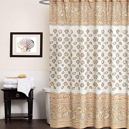 (Sweet Home Collection Hotel Quality Shower Curtain 70