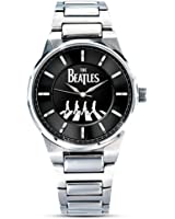 The Beatles Abbey Road Commemorative Stainless Steel Men's Watch by The Bradford Exchange