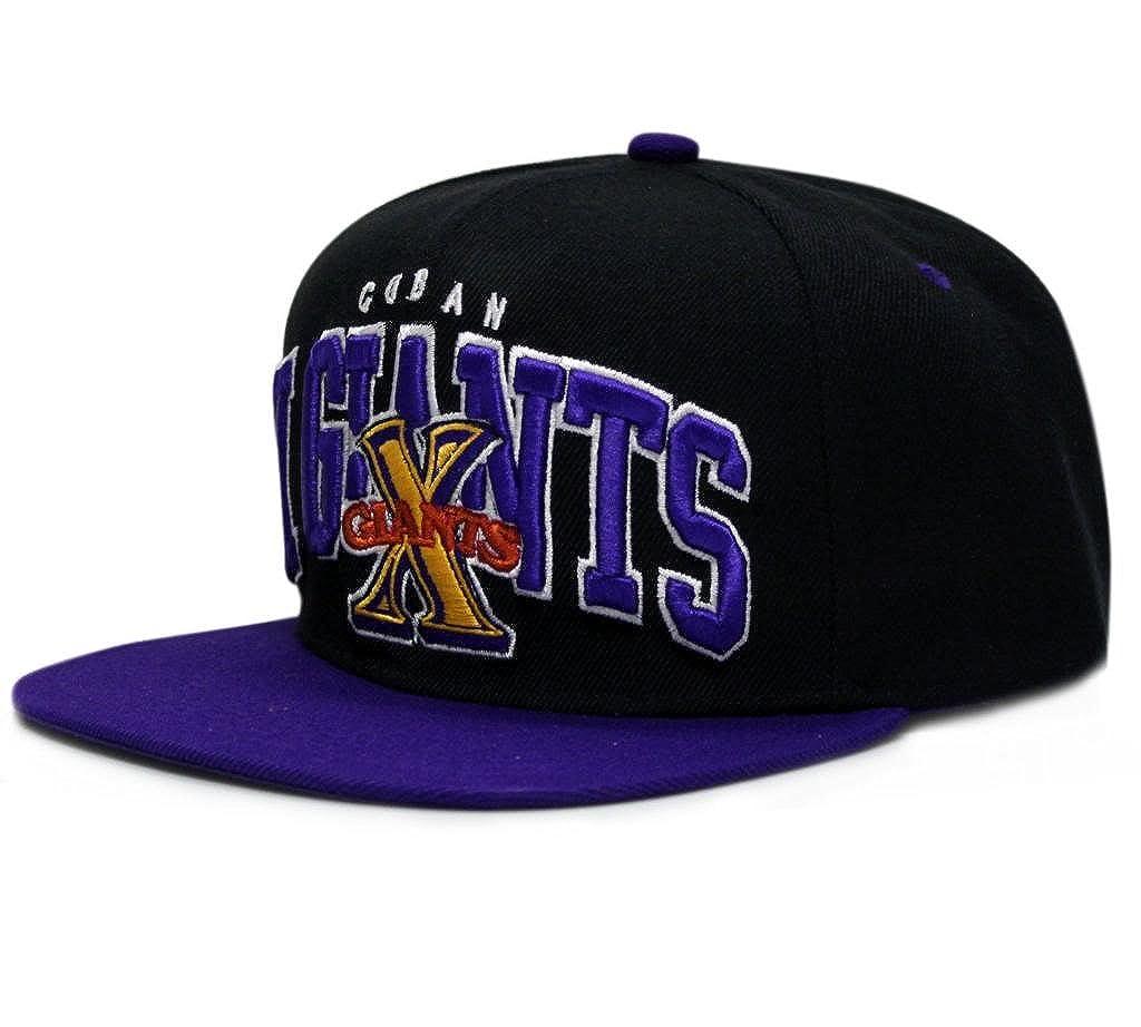 City Hunter Nf480 Cuban X Giants Nlbm Team Snapback Cap (Black ) at Amazon  Men s Clothing store  Baseball Caps 57cbba56653