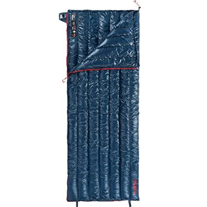 Naturehike ultraligero Sobre Sleeping Bag ganso Lazy bolsa camping sacos de dormir 570g NH17Y010-R