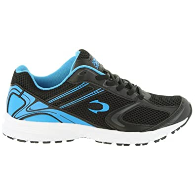 Zapatillas Deporte de Mujer JOHN SMITH RANDER W 18V Negro-Azul: Amazon.es: Zapatos y complementos