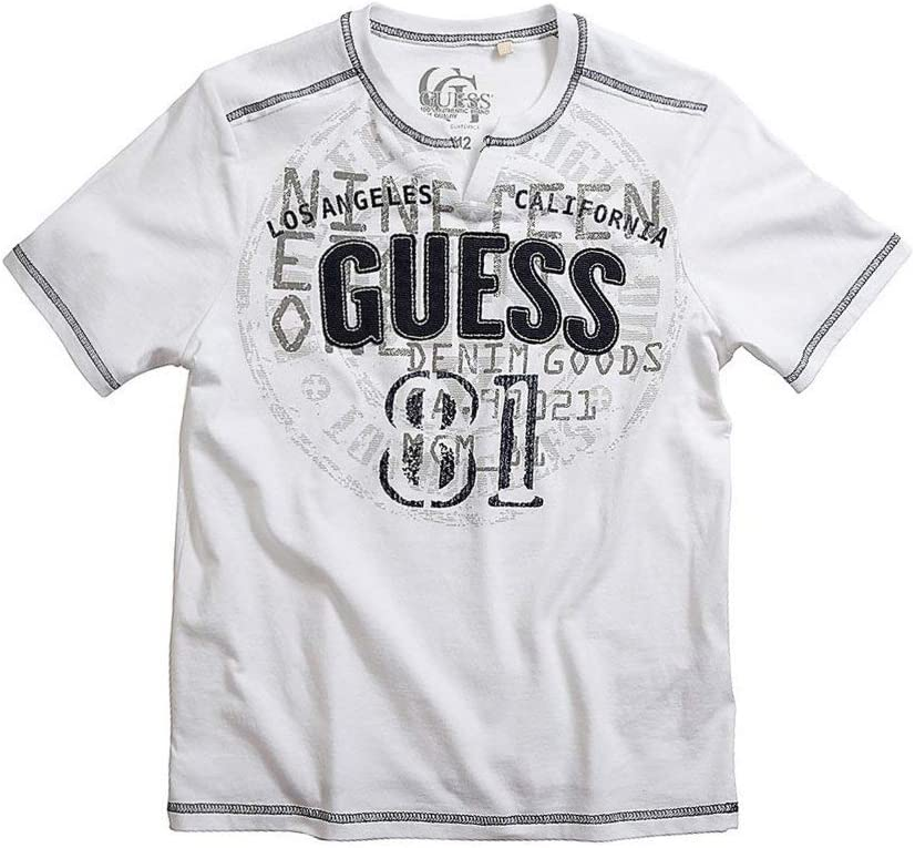 7-16 Guess Factory Ethan Tee