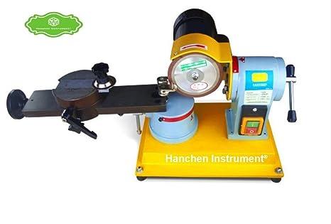 Heavy Duty molinillo para hoja de sierra circular 125 mm Rotary molinillo de ángulo afilador