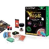 BrilliantMagic Magic Tricks Kit for Kids (Green) Kids Magic Tricks Set