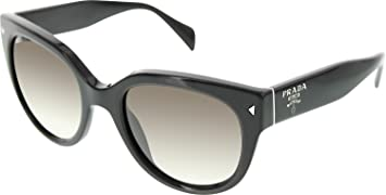 c208d5d3dff54 Amazon.com  Prada PR17OS Cat Eye Women s