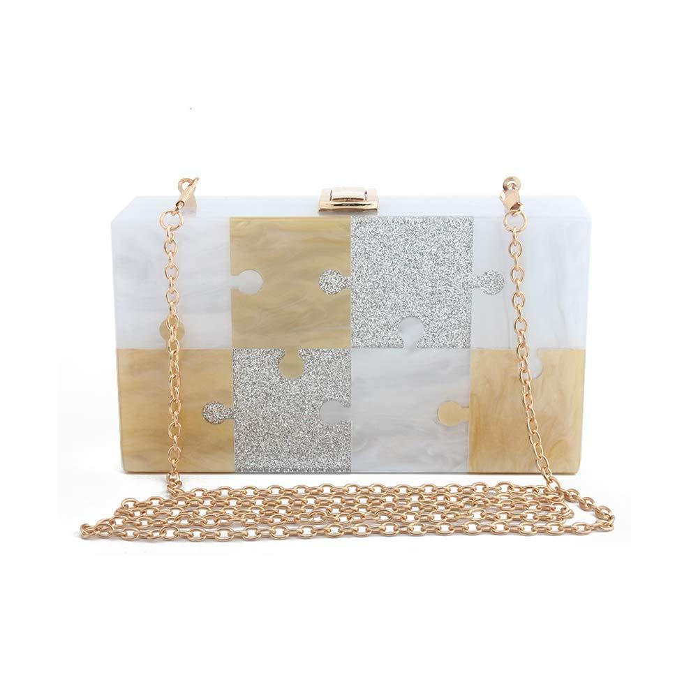 LETODE Evening Handbag Box...