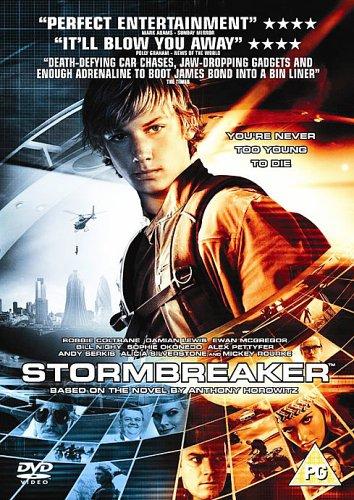 alex rider stormbreaker film