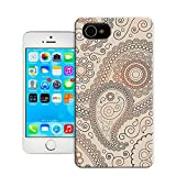 BreathePattern-Wonderful And Gorgeous Pattern16-Apple iPhone 4 case