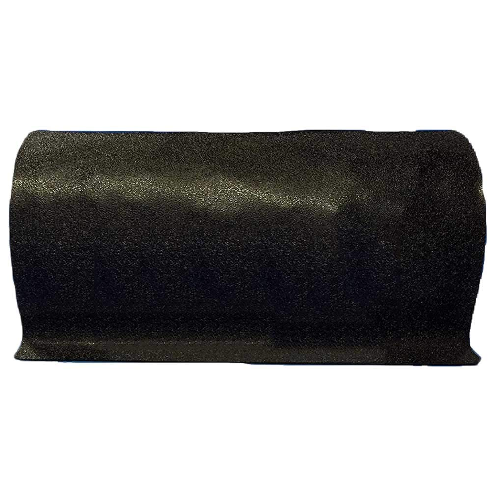 Fish Pond Tunnel Save Your Fish from Predators Blends Naturally into the Water Bottom Safe for All Plants and Animals Economical Highly Recommended Natural Protection 13'' Long X 7'' Wide X 6'' High