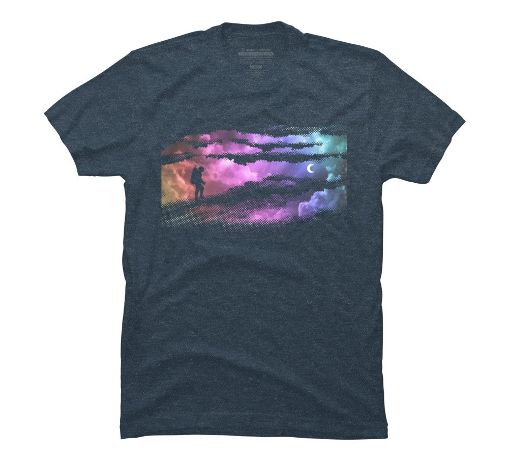 Chasing The Moon S Graphic T Shirt