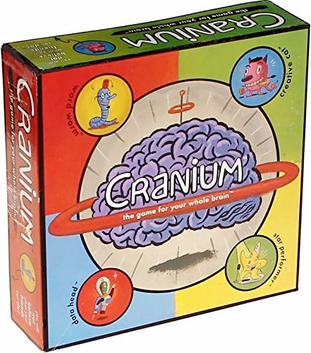 Cranium: The Game For Your Whole Brain
