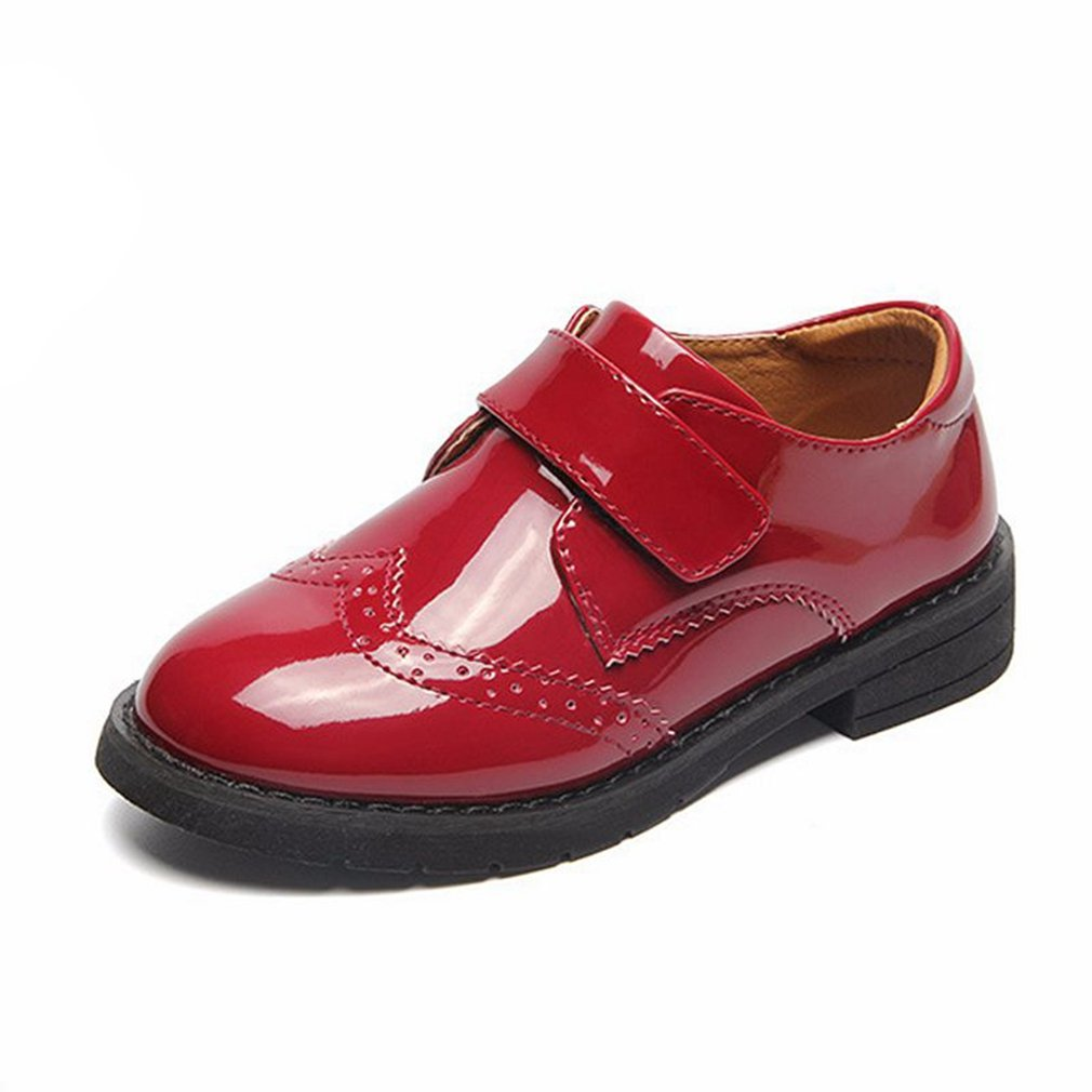 CYBLING Boy's Girl's Classic Strap School Uniform Dress Oxford Shoes (Toddler/Little Kid/Big Kid)