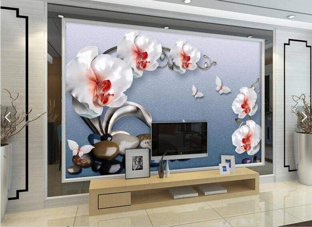 WORINA Cloud Blue Sky Wallpaper Photo Mural de pared para dormitorio TV Fondo Wall Paper Decor Wallpapers 3d Wall Landscape Size, 250x175 cm (98.4 by 68.9 in): Amazon.es: Bricolaje y herramientas