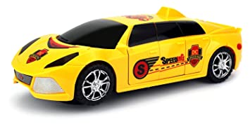 Amazon Com Perfect Supercar Limo Battery Operated Bump And Go