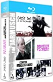 Jim Jarmusch : Broken Flowers + Ghost Dog + Coffee and Cigarettes - Coffret 3 Blu-ray disc