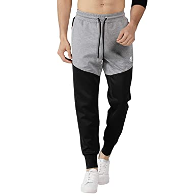 2883e08f Extreme Pop Mens Scuba Joggers Skinny Running Pants Sports Sweatpants  Tracksuit Jogging Slim Fit Stretch Trousers
