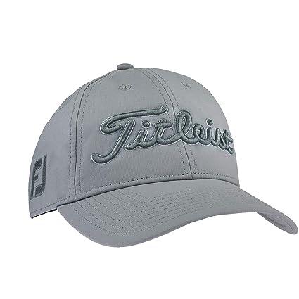 7cbec0918d5 Amazon.com   Titleist Tour Performance White Collection Golf Cap ...