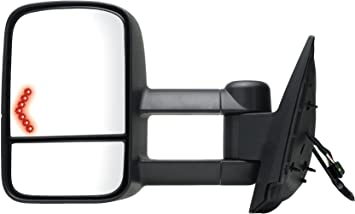 Driver Side Left Drop Fit Flat Replacement Door Mirror Glass Fits Buick Cadillac