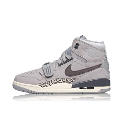 578826888d58c Jordan Nike Air Legacy 312 Wolf Grey Light Graphite Sail AV3922 002