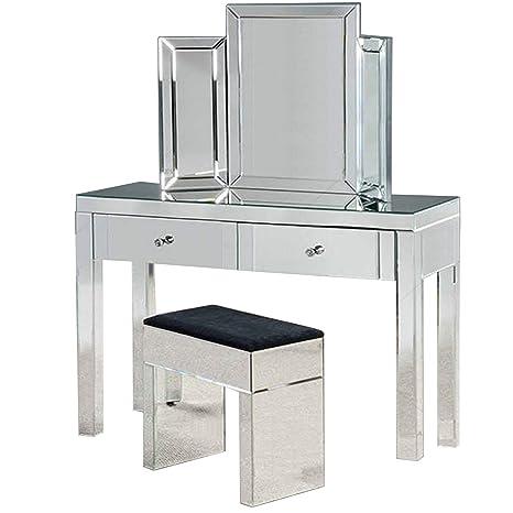 D PRO T Specchio specchiera mobili camera da letto con cassetto ...