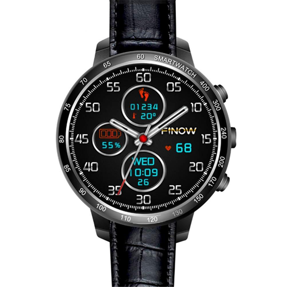 Amazon.com: LIU551 Smart Watch Men Women Android 5.1 32GB TF ...