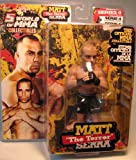 "Round 5 World of MMA Champions UFC Series 4 Action Figure Matt ""The Terror"" Serra"