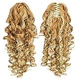 SWACC 12-Inch Short Screw Curls