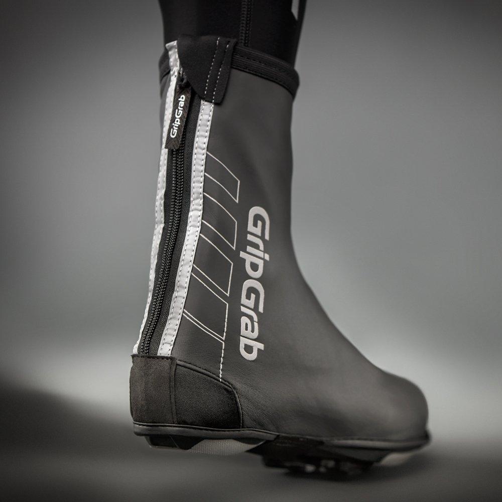 GripGrab Orca Couvre-chaussures S Noir - Noir: Amazon.fr: Sports et Loisirs